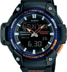 Новые часы Casio SGW-450H-2B