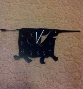 Часы настенные Слон