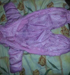 Курточка с 3-6 месяцев