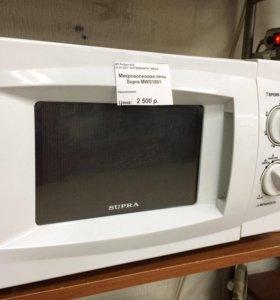 Микроволновая печь Supra MWS1801
