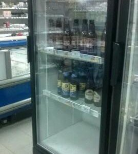 Холодильник для напитков!