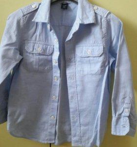 Брюки и рубашка GAP