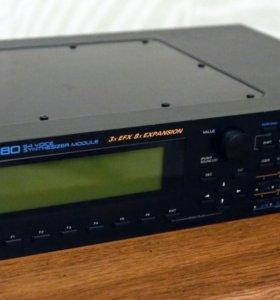 Звуковой модуль Roland JV-2080