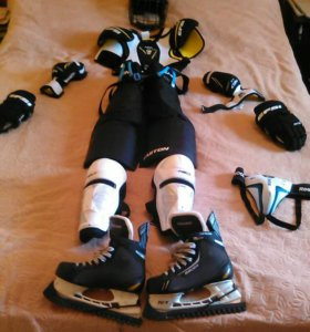 Хоккейная форма. 11-12 лет