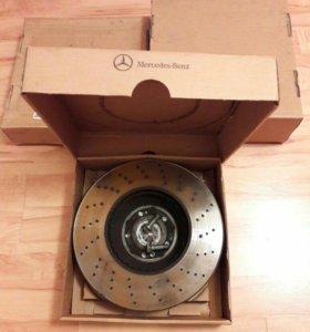 Тормозные диски от МБ