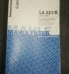 BMW X5 фильтр салона