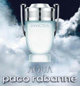 Мужские духи Invictus Aqua Paco Rabanne