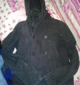 Куртка мужская тканевая
