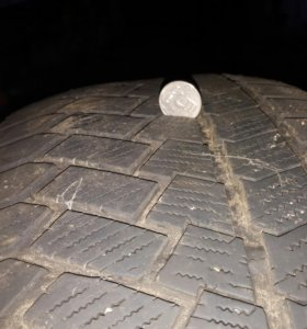 CONTINENTAL CROSS CONTACT 255/55/R18