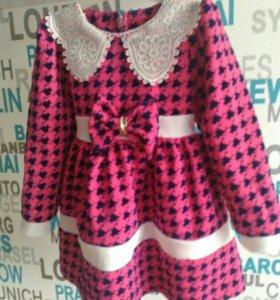 Платье, на 2-3 года