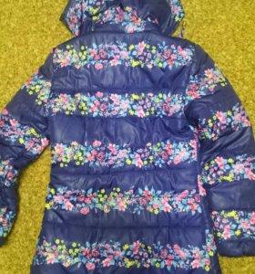 Куртка детская весна -осень