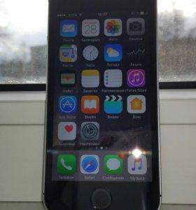 iPhone 5s. 16gb LTE