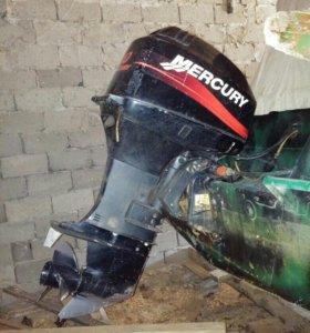 Подвесной лодочный мотор Mercury 40