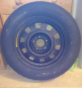 Докатка для Volvo, запасное колесо