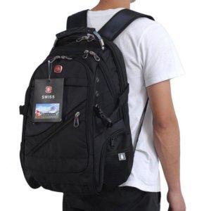 Качественные рюкзаки SwissGear + подарок 🎁
