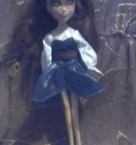 Кукла (ооак) супергерой