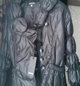 Новая женская куртка 46 размер