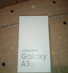 Продам Samsung galaxy a3 2016