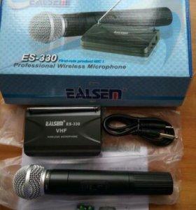 Новые микрофоны!