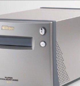 Сканирование фотопленки на Nikon Coolscan 9000 ED