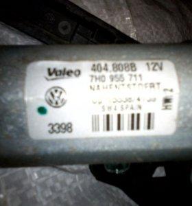 Электродвигатель очистителя заднего стекла на Volk