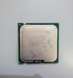 Проц LGA775 pentium E5200