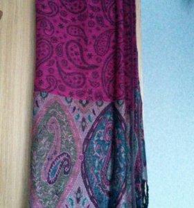 Кашемировый шарф-палантин из тайланда