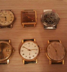 Часы мужское. Качество СССР