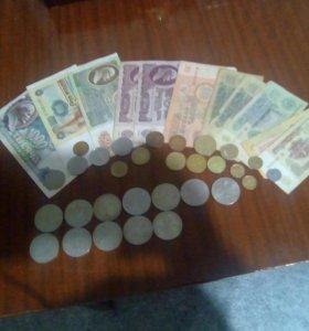 Коллекция денег