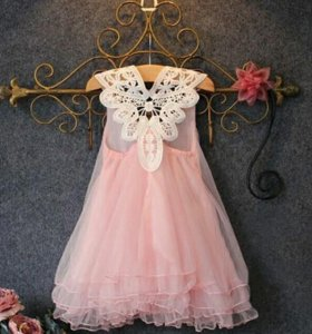 Платье новое 2-3г