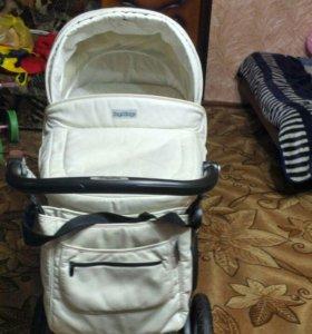 Детская коляска - люлька Peg Perego Culla auto.