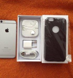 Новый iPhone 6 ,16gb