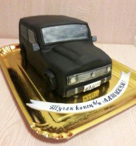 торт в наличии