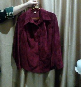 Рубашка ( микровельвет).