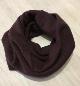 Снуд шапка шарф капюшон новый