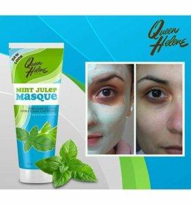 Queen Helene мятная маска для очищения жирной кожи