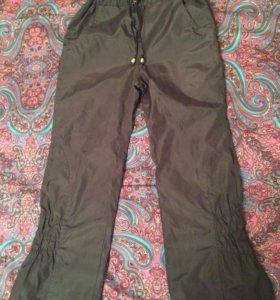 Непромокаемые штаны 122-128