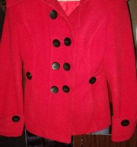 Пальто-куртка,44
