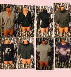 кофта бадлон свитер пиджак туника