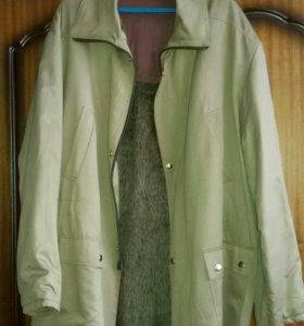 Куртка мужская 52-54 р - р