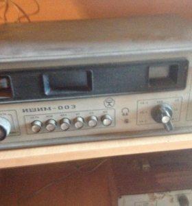 Радиоприёмник Ишим 003
