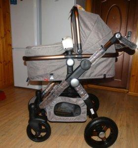 Коляска stroller 3в1