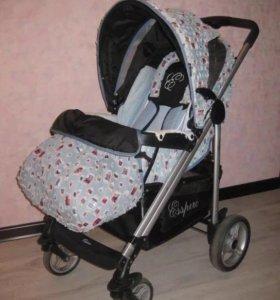 Джинсовая коляска Esspero X-Drive Denim