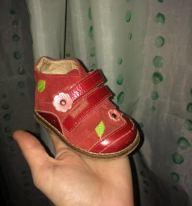 Ботиночки на тёплую весну