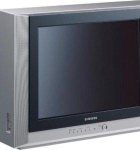 Телевизор Самсунг 72см плоский экран