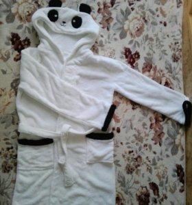 Новый халат 🐼