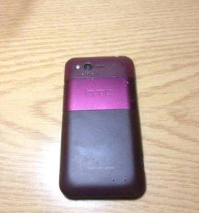 Телефон смартфон HTC Rhyme