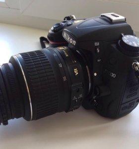 Nikon D7000 + Nikkor DX AF-S 18-55mm 1:3.5-5.6G