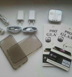 Аксессуары для IPhone и Samsung