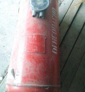 Газовый балон в авто 90 литров